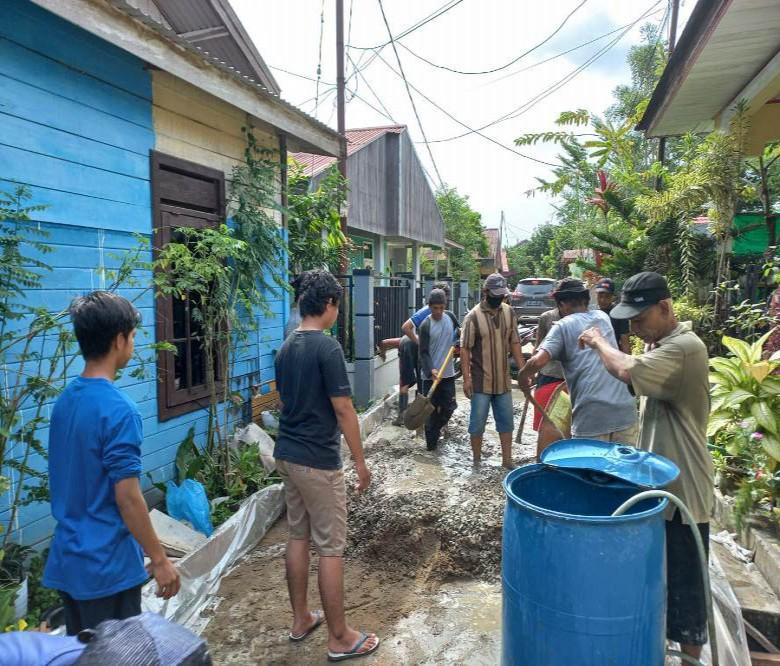 Pembangunan Jalan jadi Prioritas Usulan Warga