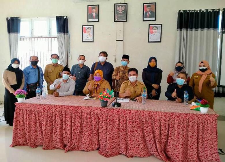 Komisi IV DPRD Lakukan Kunjungan ke Kecamatan Tabang