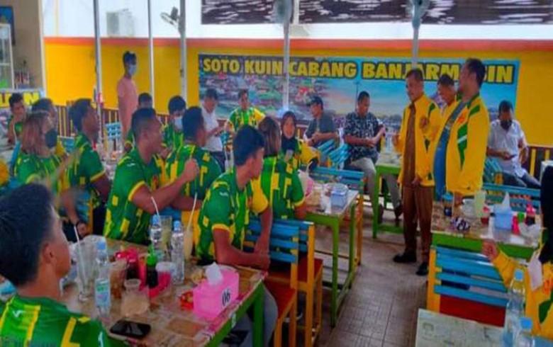 Atlet Dayung Kaltim Siap Berlaga di PON Papua