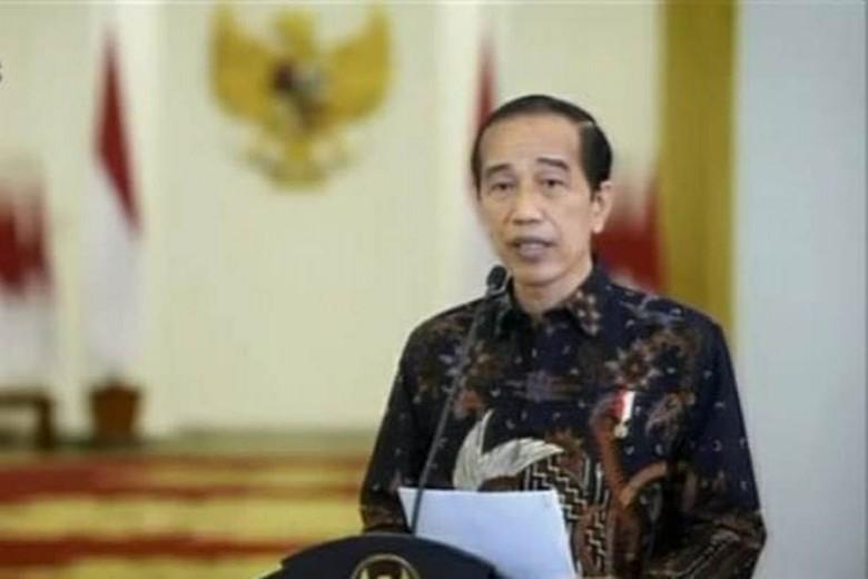 Jokowi Perpanjang PPKM Level IV Hingga 9 Agustus 2021