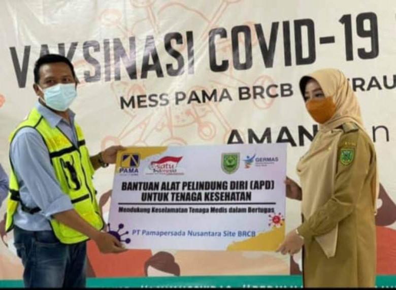 Bupati Ajak Perusahaan Bantu Warga Terdampak PPKM