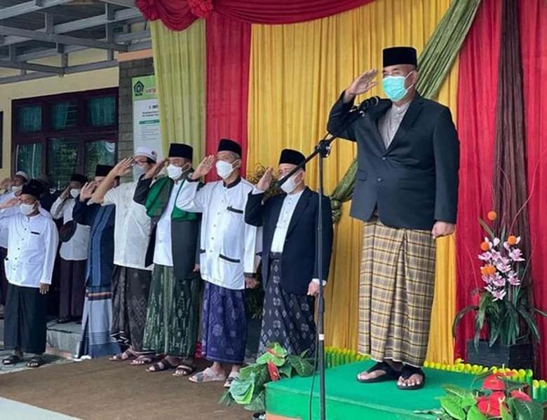 Bupati Kukar Pimpin Upacara Peringatan Hari Santri Indonesia